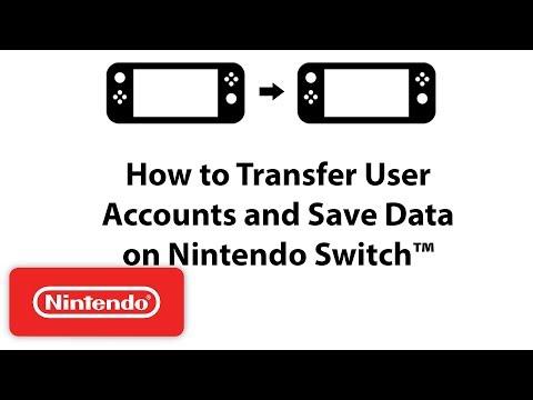 هكذا تقومون بنقل البيانات الخاص بكم من الـNintendo Switch