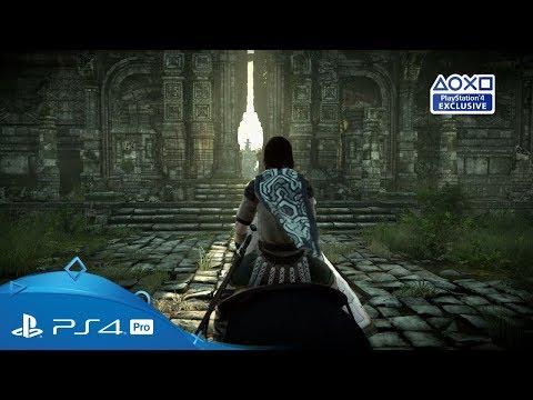 Shadow of the Colossus تحصل على عرض جديد و الإصدار في فبراير