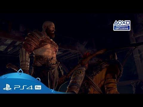 إستعراض نظام القتال بلعبة God of War