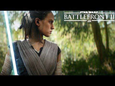 Star Wars Battlefront II تحصل على عرض الإطلاق