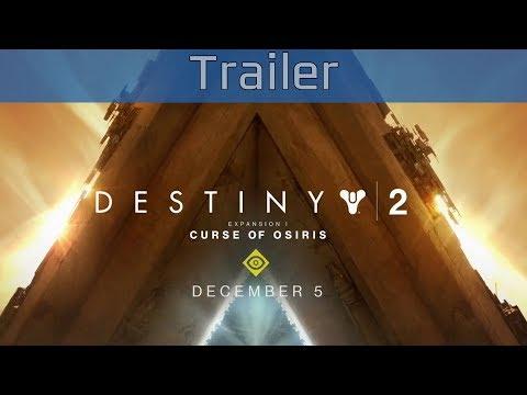 الكشف عن إضافة Curse of Osiris للعبة Destiny 2 و الإصدار في ديسمبر
