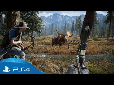 إستعراض جديد للعبة Far Cry 5 وطور اللعب الجماعي!
