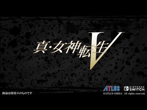 """بفيديو تشويقي، أولى تفاصيل Shin Megami Tensei 5 حصرية سويتش """"حتى الآن"""""""