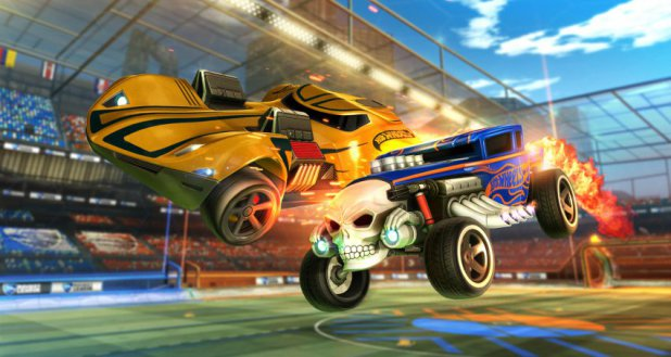 شركة Warner Bros. ستتكفل بنشر نسخ أقراص Rocket League من الآن