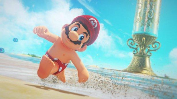 مخرج Super Mario Odyssey يفسر سبب اختلاف ألعاب ماريو عن غيرها
