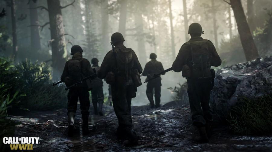 Call of Duty: WWII أصبحت متاحة للتحميل المُسبق على متجر PSN