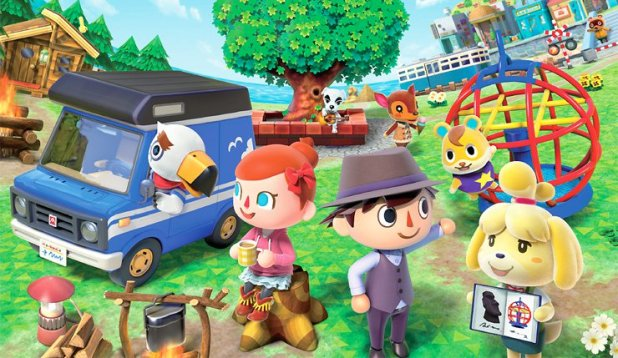 Animal Crossing: Pocket Camp قادمة للجوالات الشهر المقبل