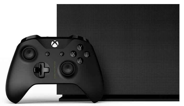 مايكروسوفت تتوقع أن يقوم جهاز Xbox One X برفع العائدات المالية للشركة