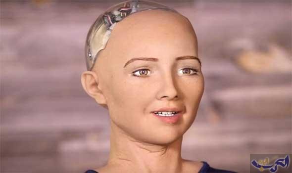 """""""صوفيا"""" أول """"روبوت"""" في العالم يحصل على الجنسية السعودية"""