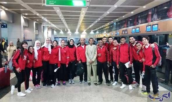 مصر تحصد ميداليتين برونزيتين في اليوم الأول لبطولة العالم للكاراتيه