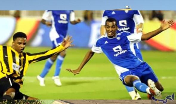 الدوري السعودي للمحترفين  يحقق فوزه الثاني على حساب الفيحاء