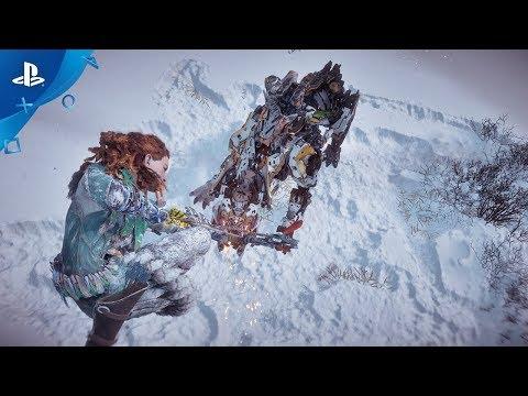 تعرف على Scorcher نافث النيران بأحدث عروض Horizon Zero Dawn: The Frozen Wilds