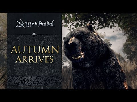 Life is Feudal: MMO تستعرض فصل الخريف داخل اللعبة