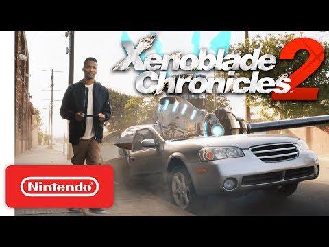 Xenoblade Chronicles 2 تحصل على العرض الدعائي
