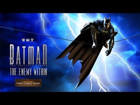 Batman: The Enemy Within تحصل على عرض دعائي للحلقة الثالثة