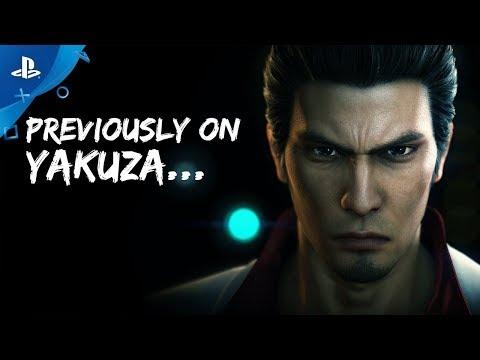 Yakuza 6 تحصل على عرض يستعرض لنا الأحداث من الجزء السابق
