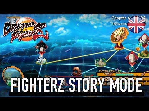 استعراض نظام تقمص الشخصيات في أحدث عروض DRAGON BALL FighterZ