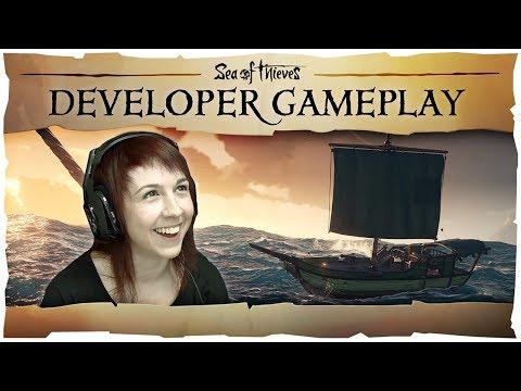 الحلقة السادسه من يوميات تطوير لعبة Sea of Thieves