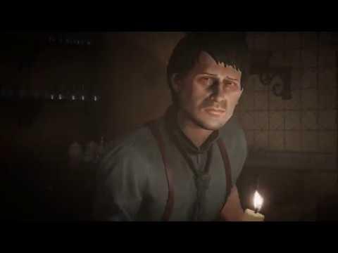 عرض الإطلاق للعبة الرعب Black Mirror