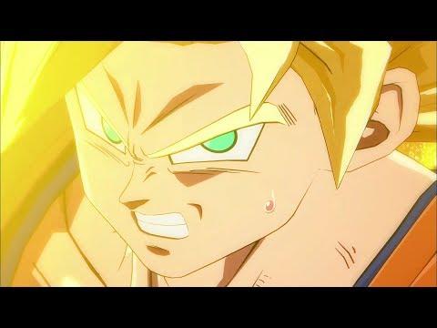 الإعلان التلفزيوني الأول للعبة Dragon Ball FighterZ