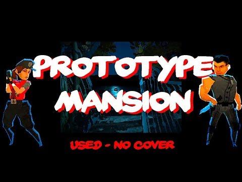 """Prototype Mansion لعبة رعب جديدة مستوحاه من سلسلة ريزدنت ايفل الأصلية """"بكل شيئ!"""""""