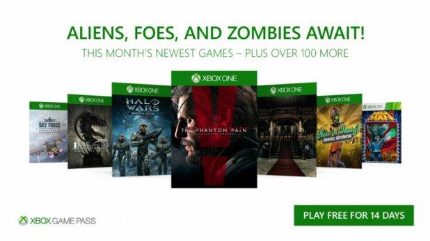قائمة ألعاب Xbox Game Pass لشهر نوفمبر 2017