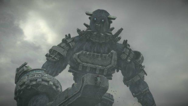 أمامك خيارين للرسوم عند تشغيل Shadow of the Colossus على PS4 Pro