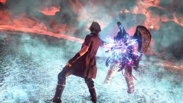 بطل Final Fantasy XV سينضم لمقاتلي Tekken 7 كشخصية إضافية بربيع 2018