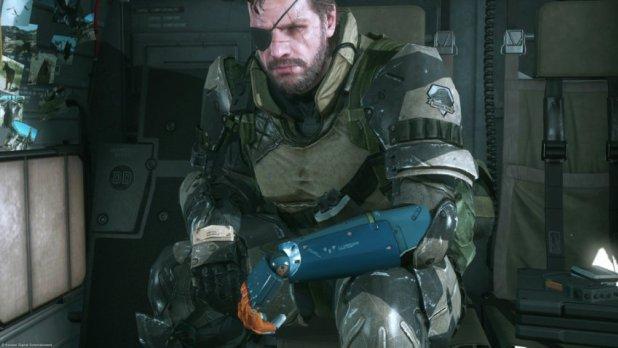 بفضل التحديث الجديد، Metal Gear Solid 5 باتت تدعم PS4 Pro