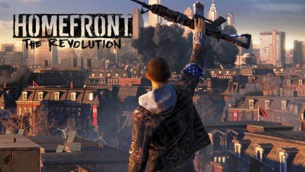 تفاصيل دعم Homefront: The Revolution على Xbox One X – دِقة أعلى من PS4 Pro