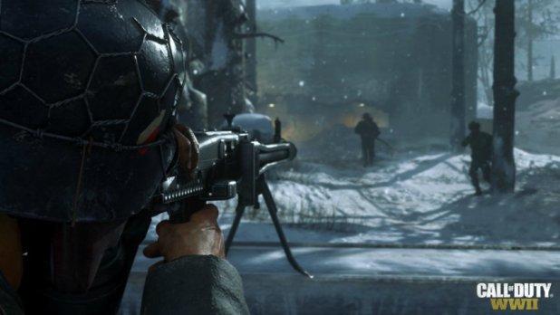 انطلاقة Call of Duty: WWII أفضل من Infinite Warfare بمقدار الضِعف