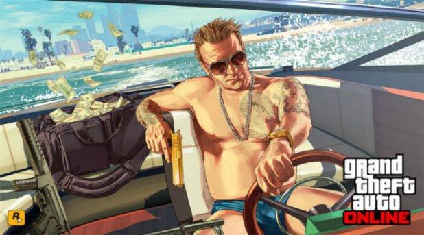 ناشر GTA يخطط لإدراج خيارات لشراء العناصر في جميع ألعابه القادمة