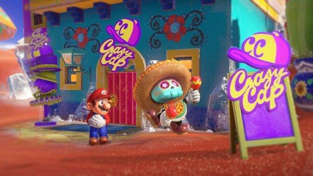 لمواكبة نجاحها، تحديث اليوم الأول للعبة Super Mario Odyssey يحسن من تجربتها