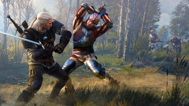 حتى بدون تحديث، The Witcher 3 تعمل بمعدل 60 إطارًا على Xbox One X