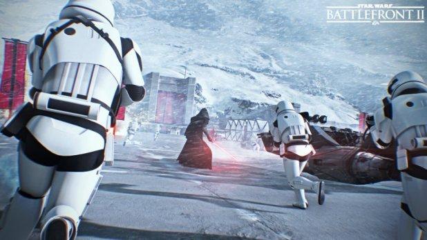 EA: إيقاف المشتريات بـ Star Wars Battlefront II لن تؤثر على توقعاتنا المالية