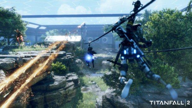 تحديث إضافي للعبة Titanfall 2 يُحسّن أداءها على Xbox One X