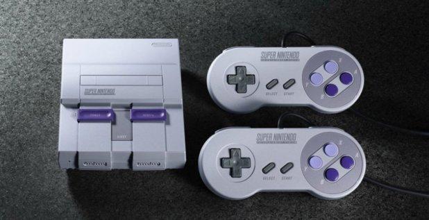 NPD: جهاز SNES Classic يتفوق بالمبيعات على PS4 و Xbox One بأكتوبر