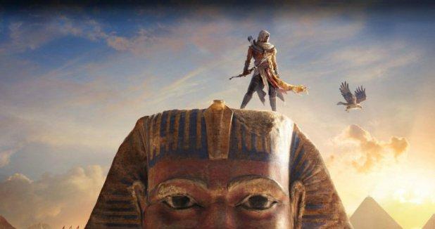 يوبيسوفت: مبيعات Assassin's Creed Origins ضعف الجزء السابق