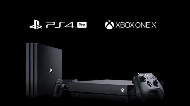تقرير: Xbox One X يتغلب على PS4 Pro بالمبيعات بأسبوع إطلاقه في بريطانيا