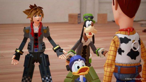 إشاعة: Kingdom Hearts 3 قادمة للأجهزة المنزلية في نوفمبر 2018