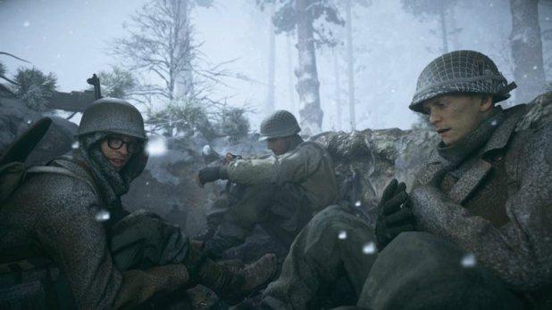 مبيعات بريطانيا: Call of Duty: WWII الأكثر مبيعًا وأرقامها الأولية مذهلة