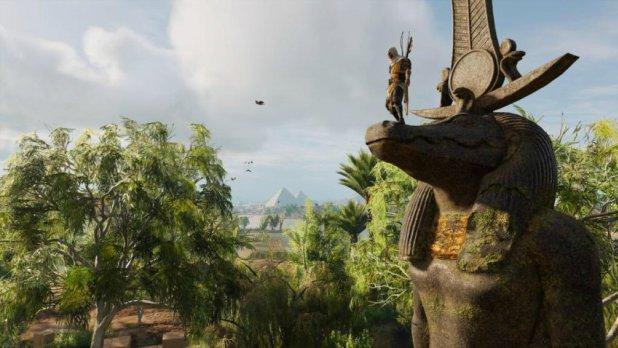 عشرات المراجعات الإيجابية المزيفة للعبة Assassin's Creed Origins على موقع Metacritic