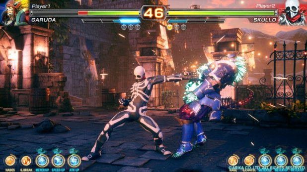 Fighting EX Layer – لعبة قتال جديدة من استوديو Arika تنطلق في 2018