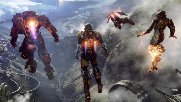 مطور Anthem يشارك اللاعبين آرائهم حول المشتريات داخل الألعاب