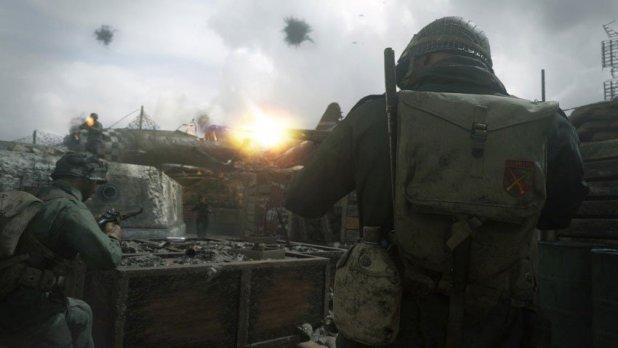 مطور Call of Duty: WW2 كان يرغب بالعمل على Advanced Warfare 2