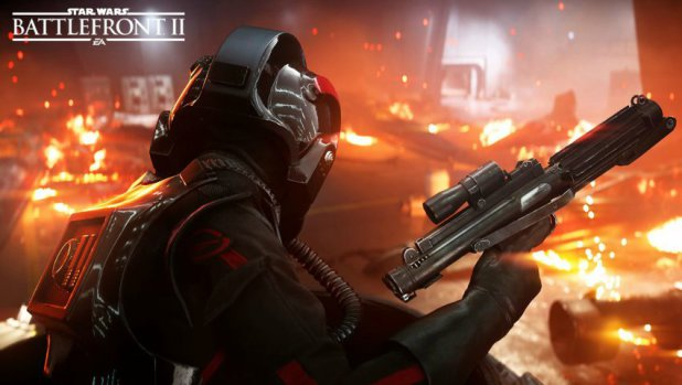 دِقة Star Wars Battlefront II على Xbox One X أفضل من PS4 Pro