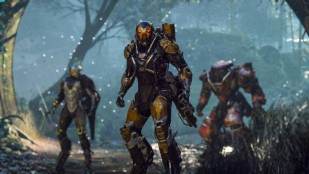 مسؤول التحريك بلعبة Anthem يغادر فريق BioWare