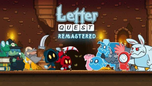 لعبة حل ألغاز الكلمات Letter Quest Remastered قادمة لسويتش هذا الأسبوع