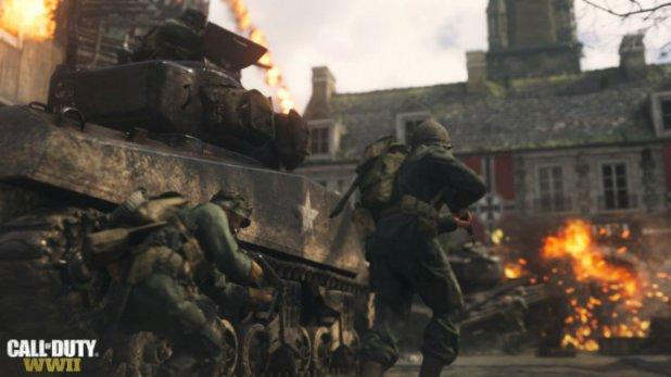 مبيعات Call of Duty WW2 تتجاوز Infinite Warfare بنسبة 57% في بريطانيا