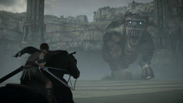لعبة Shadow of the Colossus ستأتيكم بسعر 40 دولار